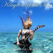 Rie a.k.a Suzaku  Kingdom of The Sun.jpg